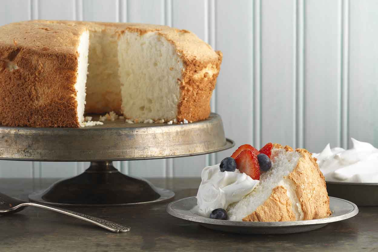 King Arthur King Cake Recipe: Gluten-Free Angel Food Cake Recipe