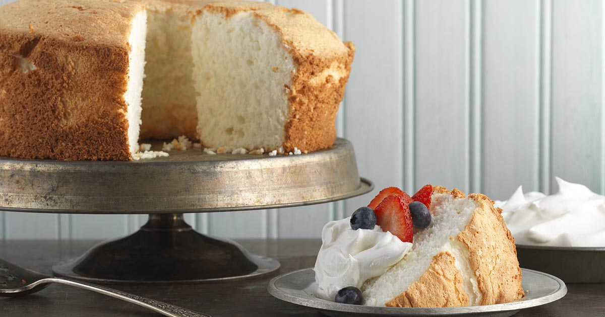 recipe: angel food cake using almond flour [33]