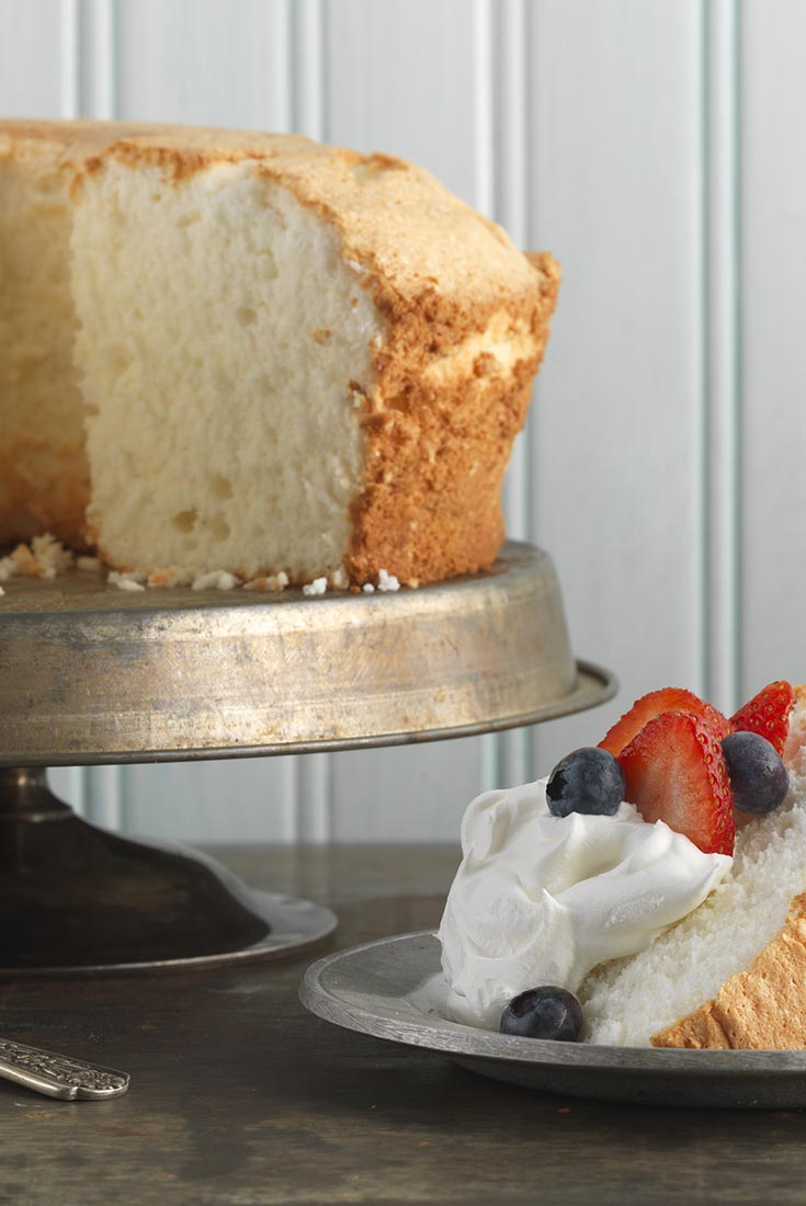 Gluten Free Angel Food Cake Recipe King Arthur Flour