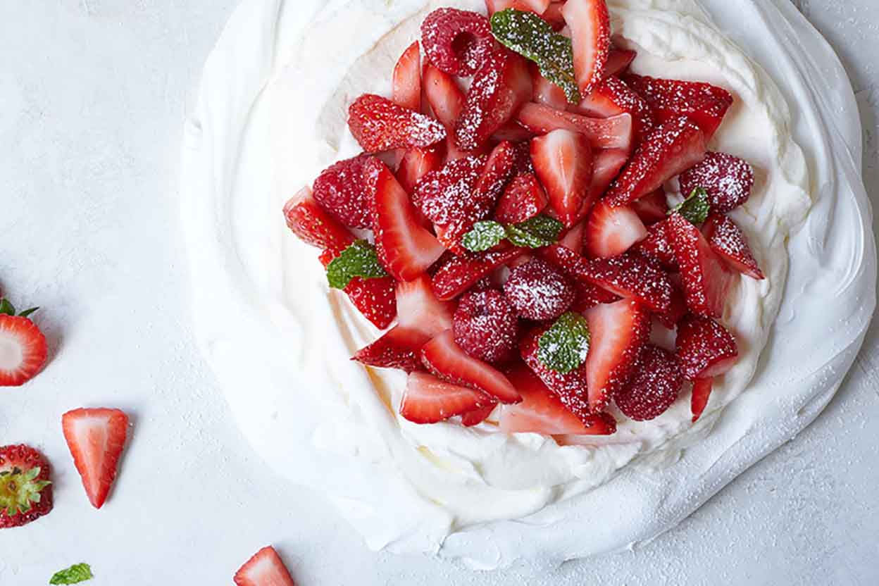 Pavlova Recipe King Arthur Flour