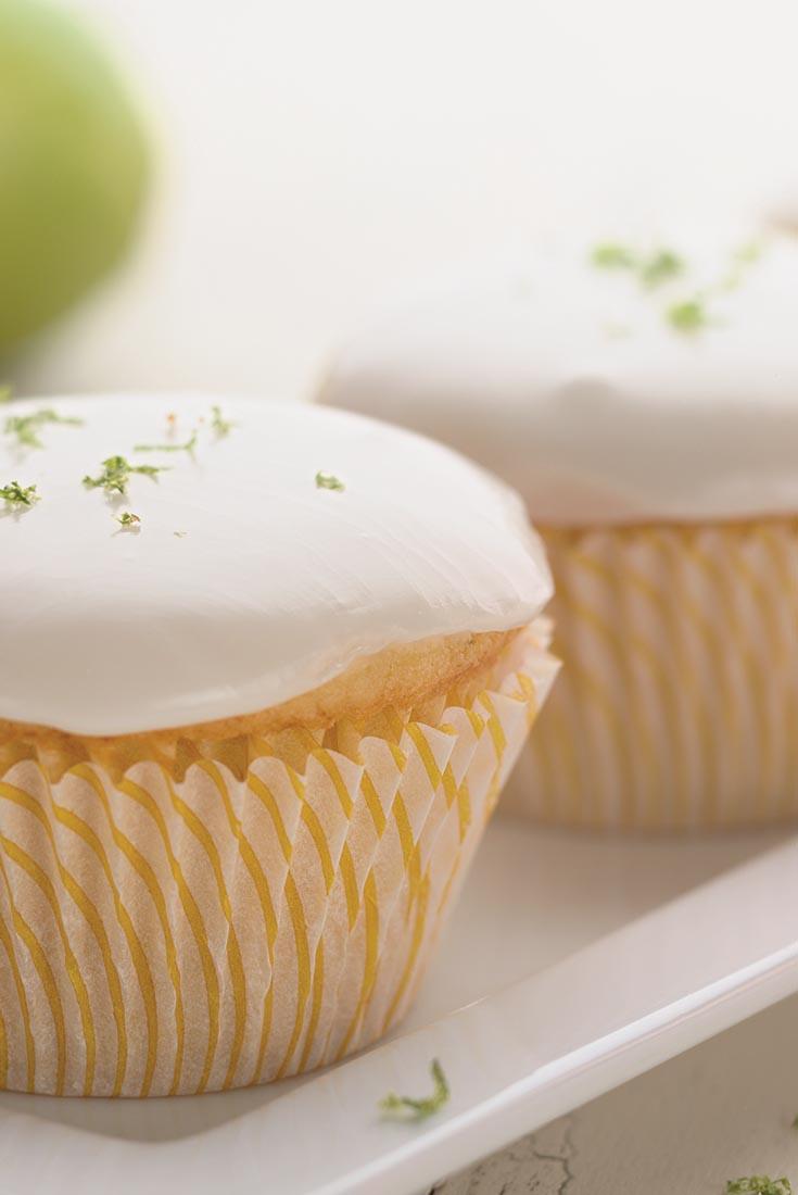 Lemon-Lime Cupcakes Recipe