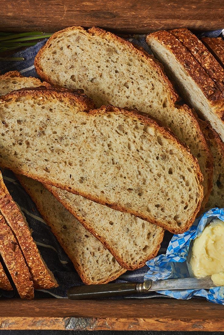 Sourdough Boule Recipe King Arthur Flour
