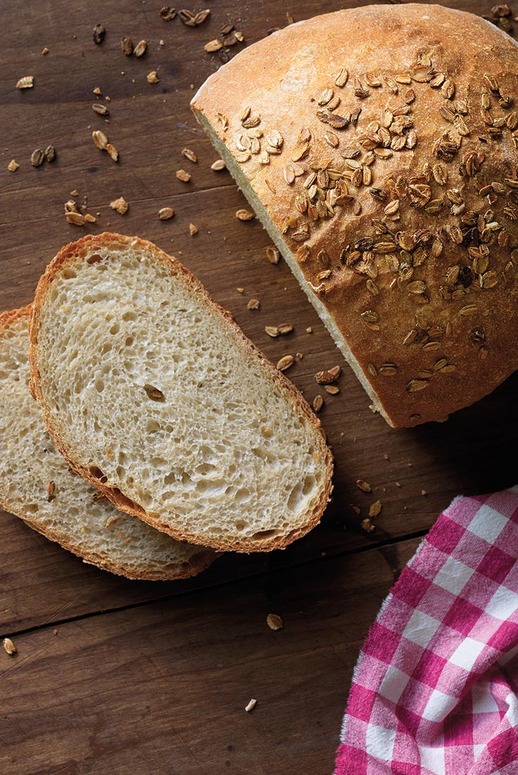 Country Loaf Recipe