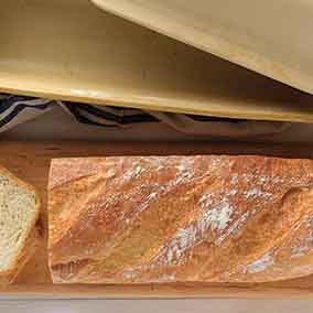 Italian Hearth Bread