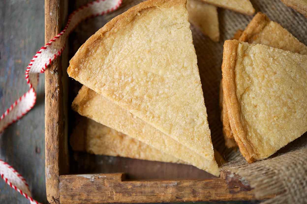 Shortbread Recipe King Arthur Flour