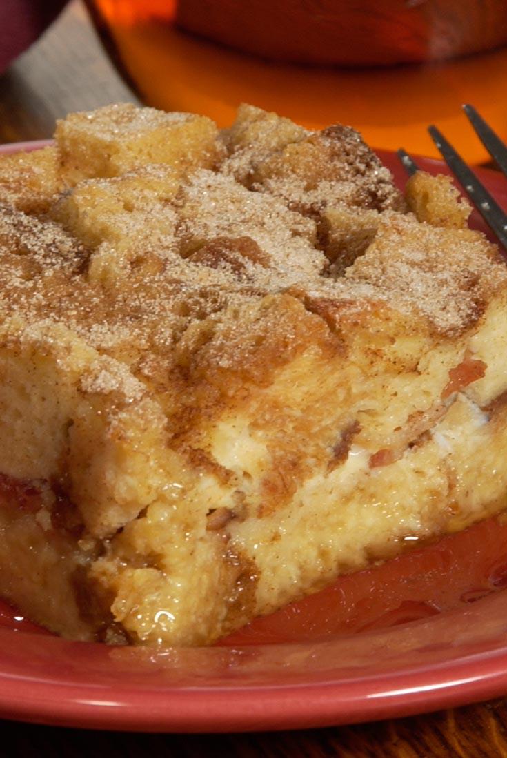Overnight French Toast Recipe King Arthur Flour