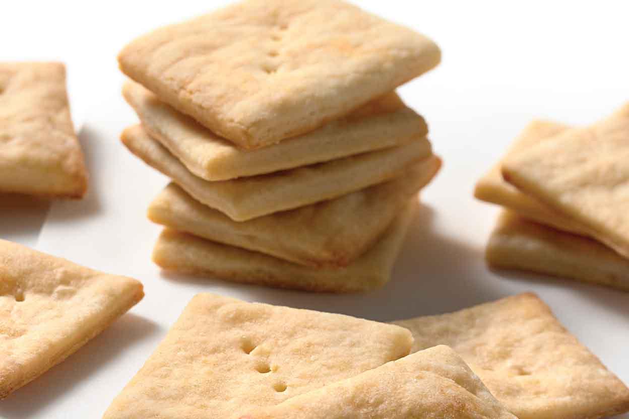 Vermont Cheese Crackers Recipe King Arthur Flour