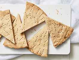 Irish Cream Shortbread