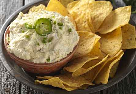 Hot Popper Dip