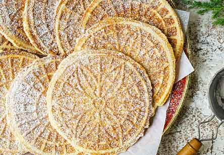 Classic Pizzelle