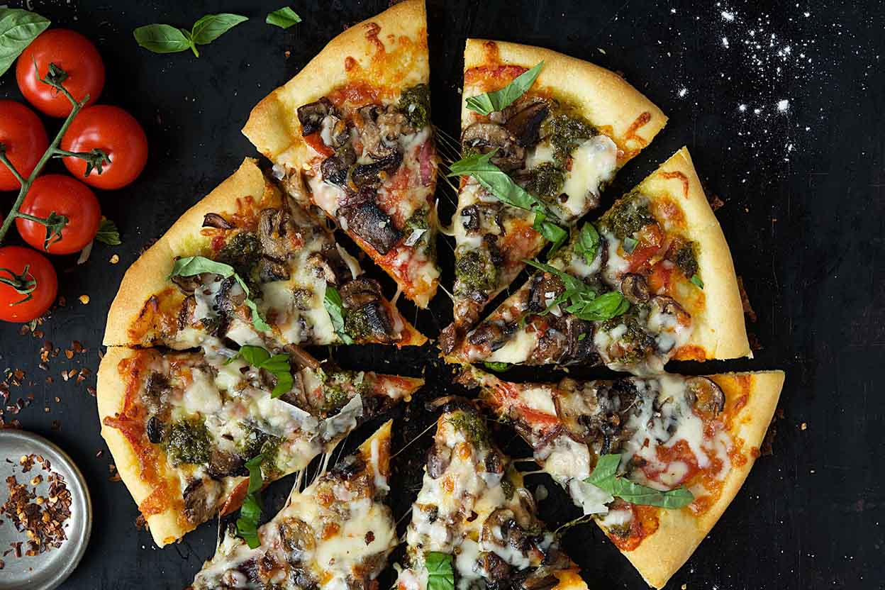 Now Or Later Pizza Recipe King Arthur Flour