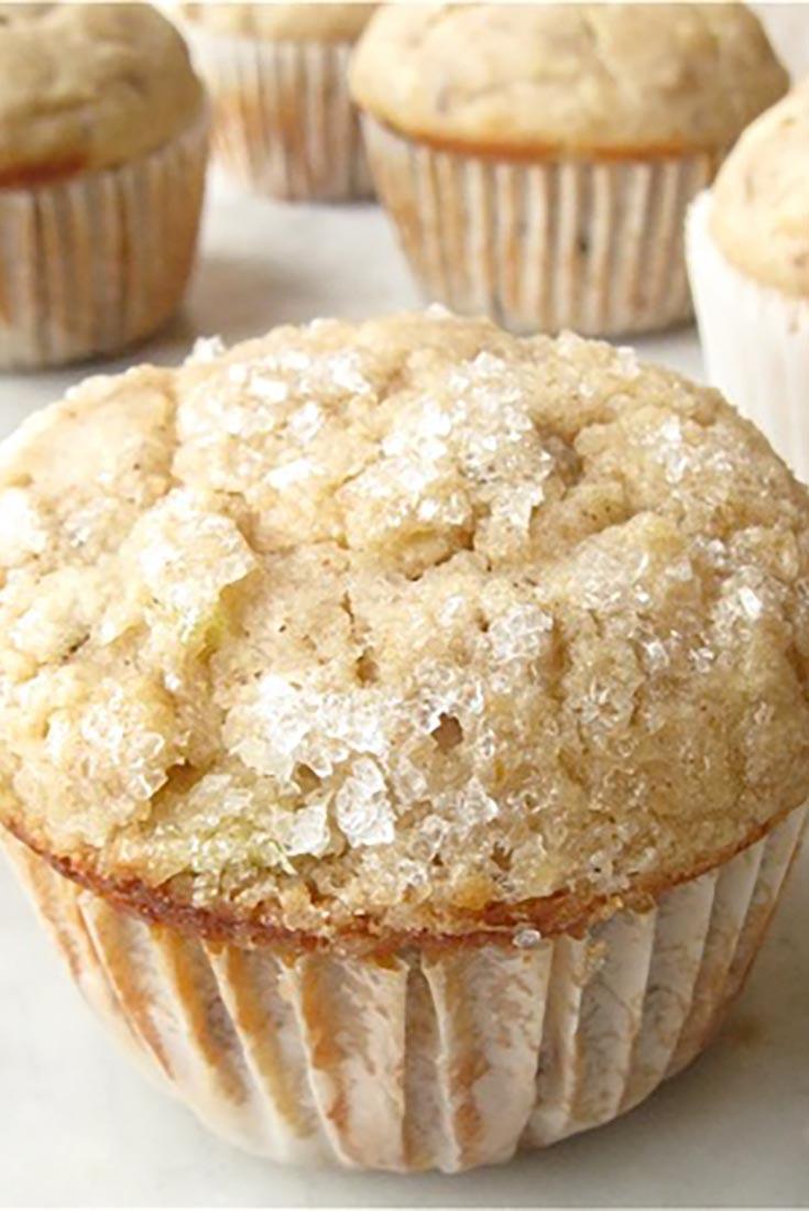 Gluten-Free Apple Muffins Recipe