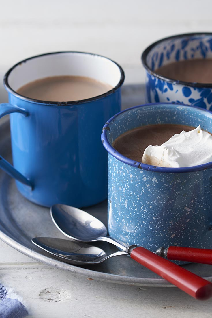 Hot Chocolate Mix for a Crowd Recipe
