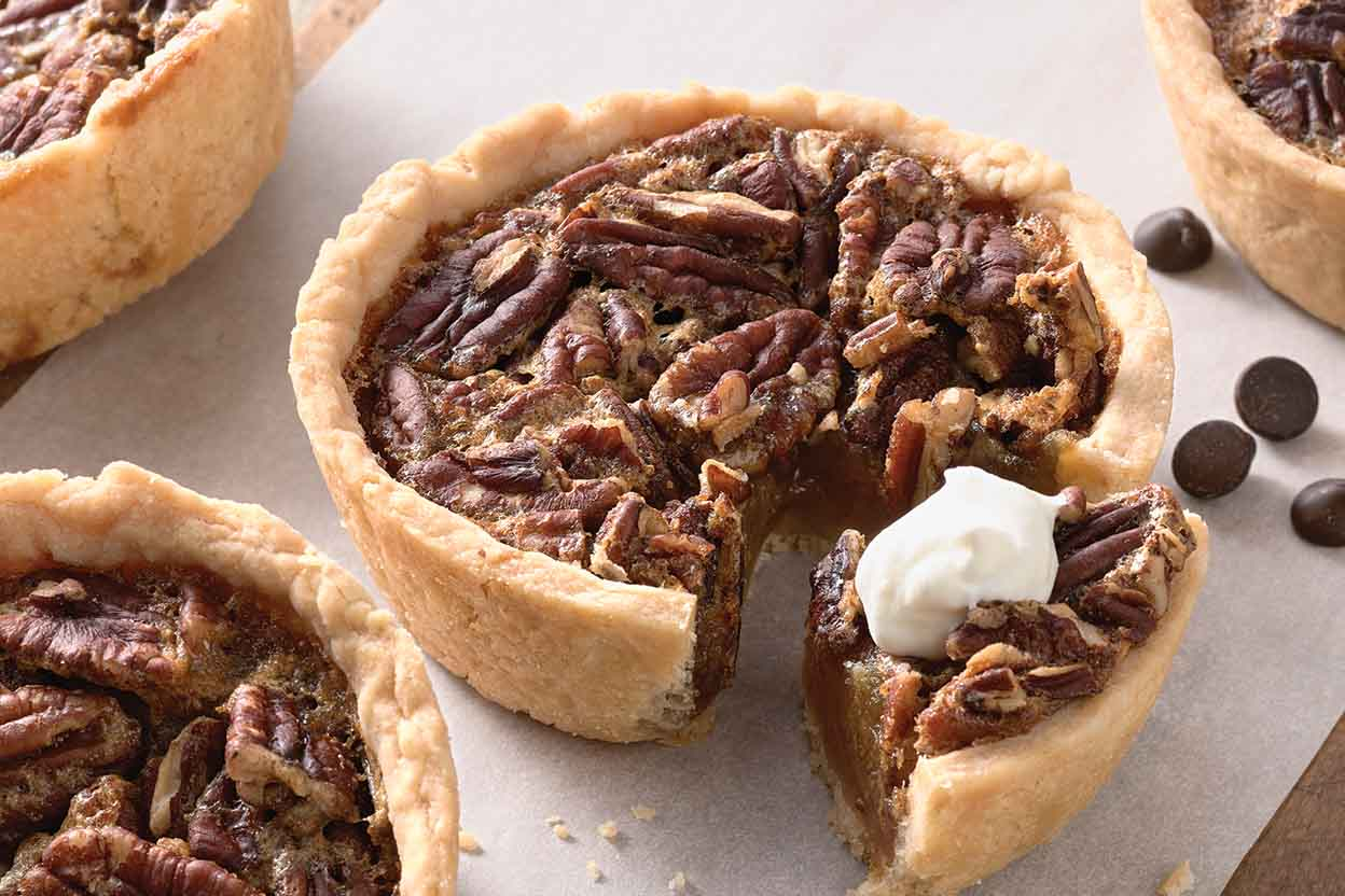 mini pecan pies for sale