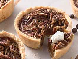 Lyle's Golden Pecan Mini Pies