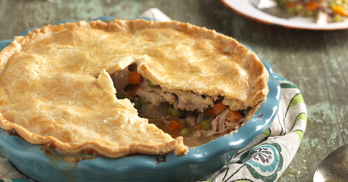 Classic Chicken Pot Pie Recipe | King Arthur Flour