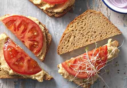 Gluten-Free Sorghum Sandwich Bread