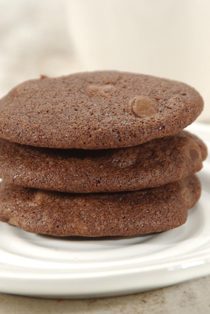 Gluten-Free Chocolate Peppermint Snaps Recipe