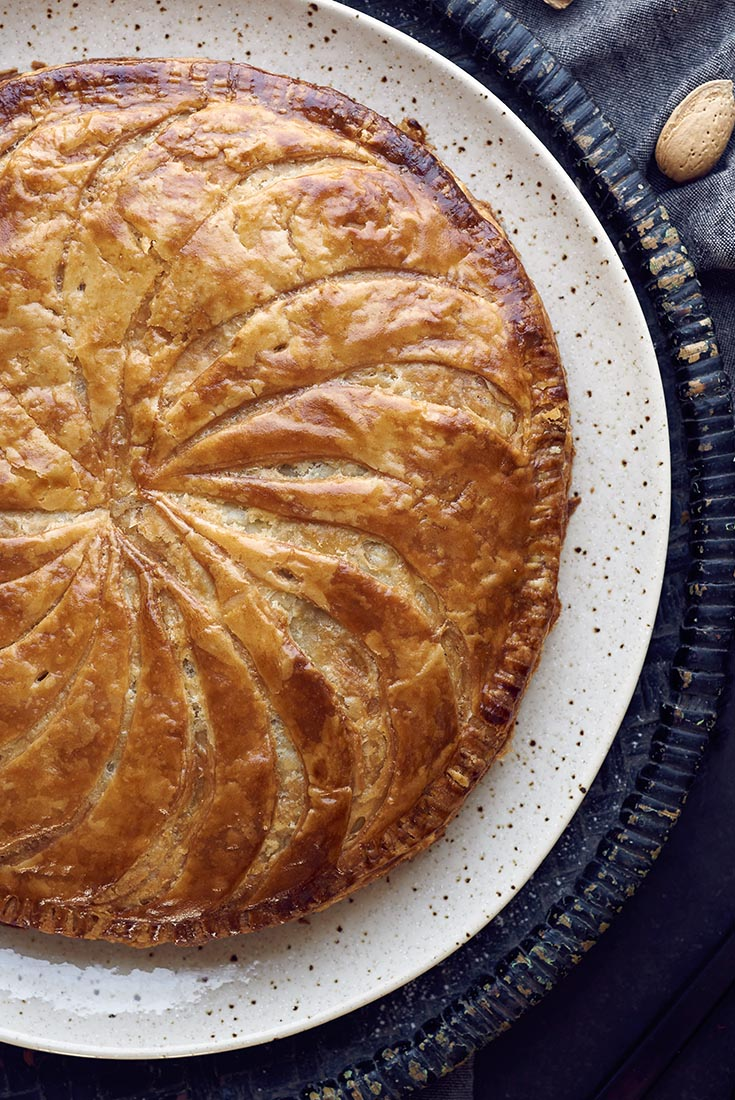 King Arthur's Almond Galette Recipe