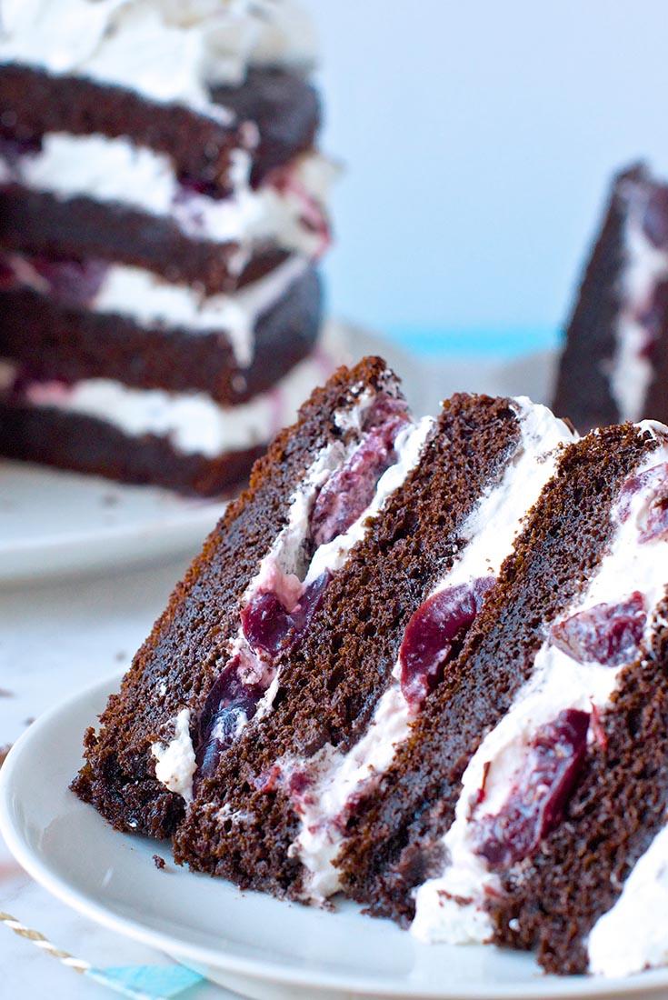 Www Black Forest Cake Recipe