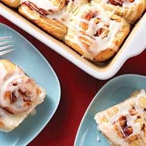 Cream Cheese Cinnamon Buns