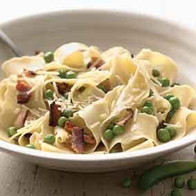 Fresh Pasta Carbonara