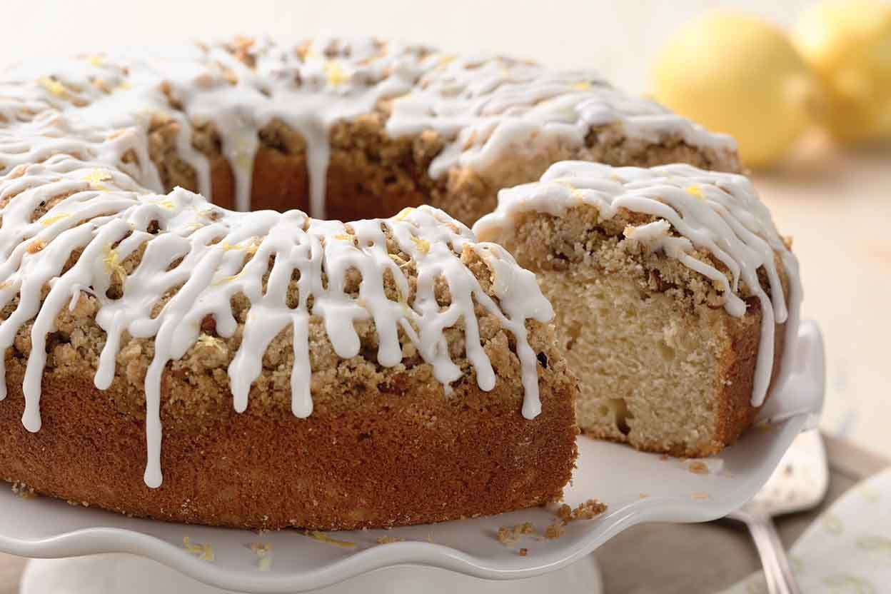 King Arthur Lemon Pound Cake