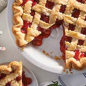 Mr. Washington's Cherry Pie