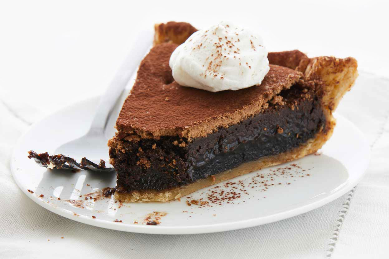 Chocolate Cream Pie Recipe | King Arthur Flour