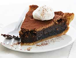 Chocolate Midnight Pie