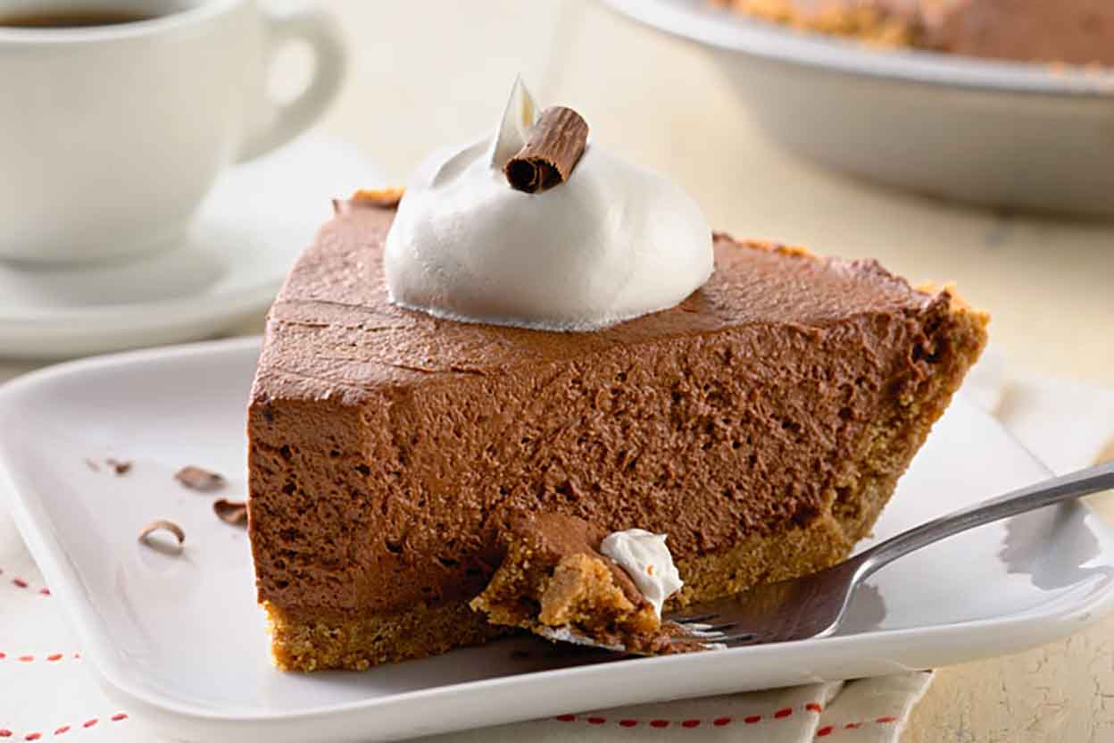 Chocolate Icebox Pie Recipe | King Arthur Flour