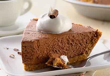 Chocolate Icebox Pie