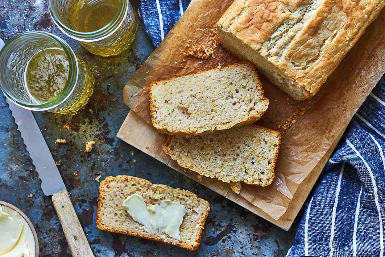 Classic beer bread recipe king arthur flour forumfinder Image collections