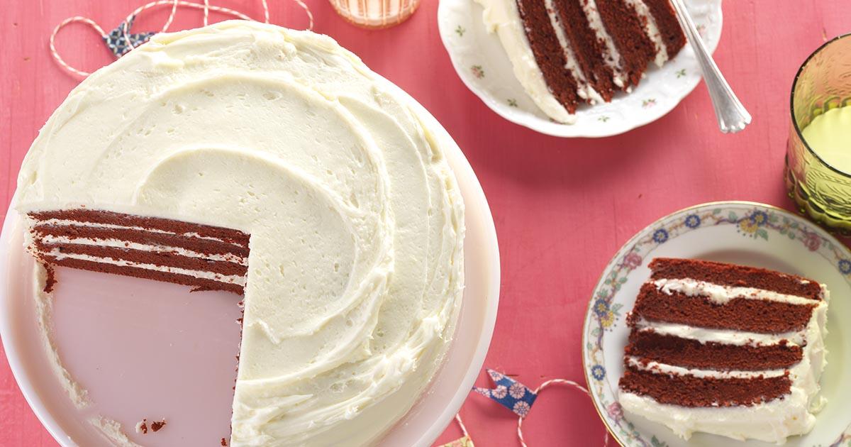 Cake Recipe King Arthur Flour: Gluten-Free Red Velvet Cake Recipe