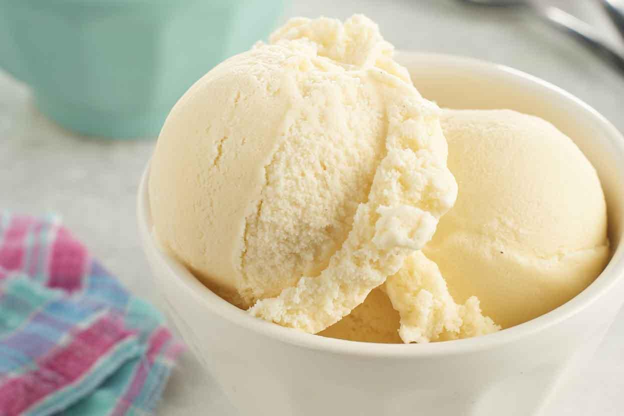Vanilla Bean Ice Cream Recipe | King Arthur Flour
