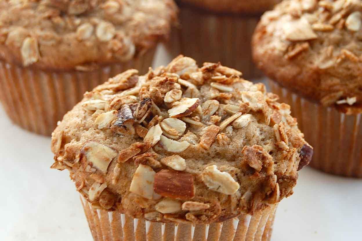 Buttermilk Granola Muffins Recipe King Arthur Flour
