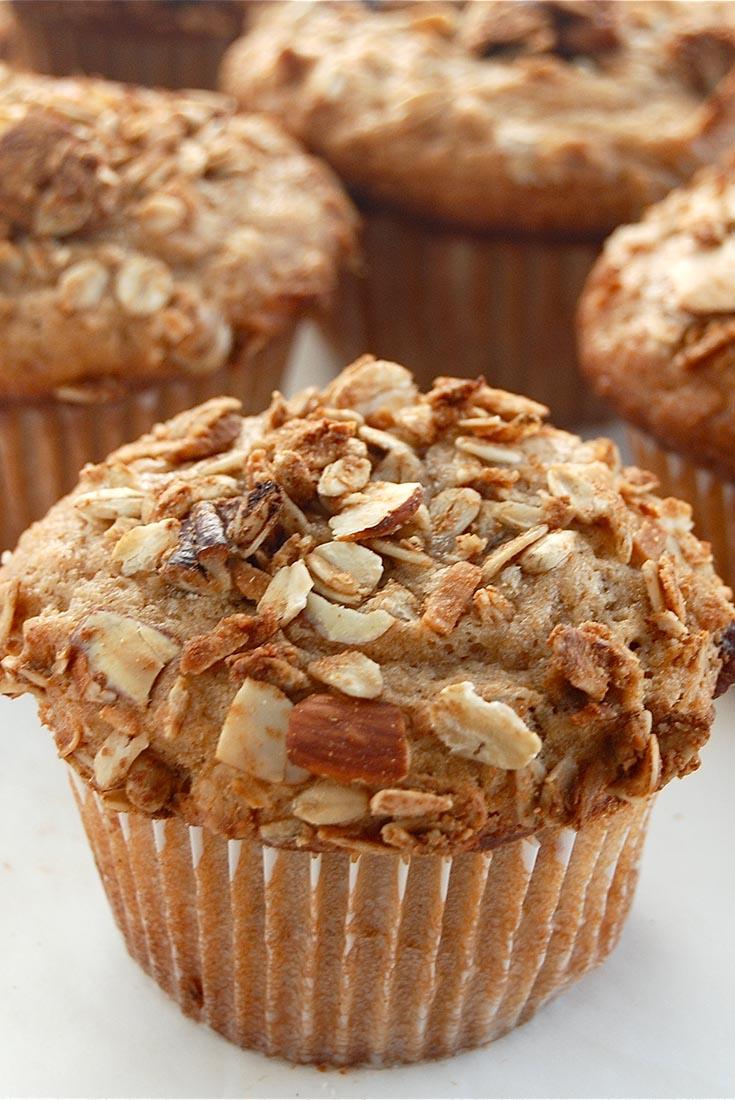Buttermilk Granola Muffins Recipe