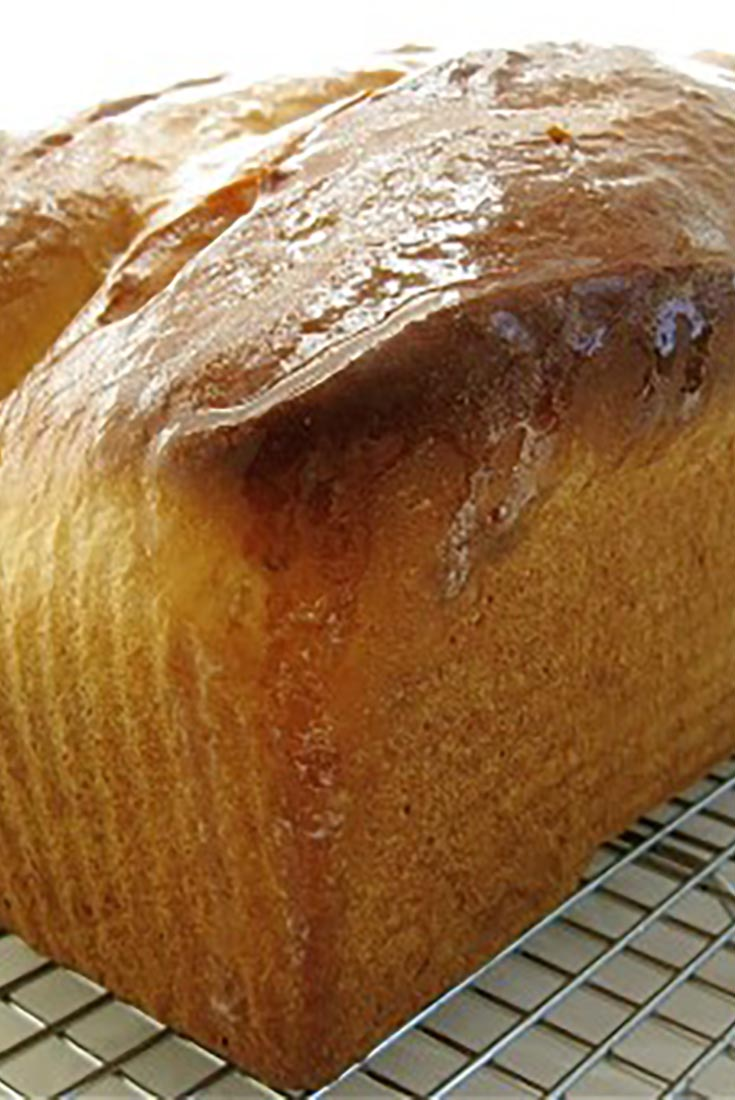 Buttertop Bread Recipe