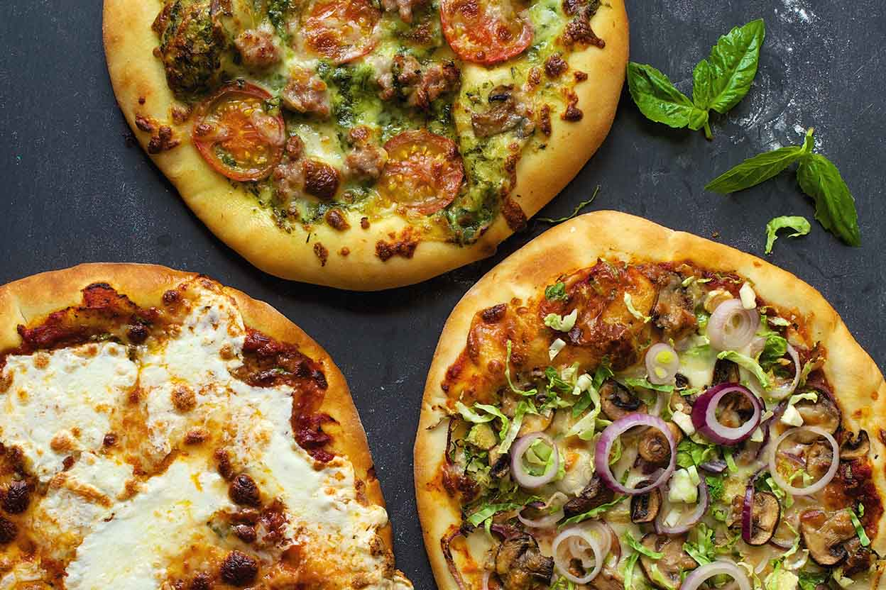 Thin crust whole wheat pizza dough recipe bread machine