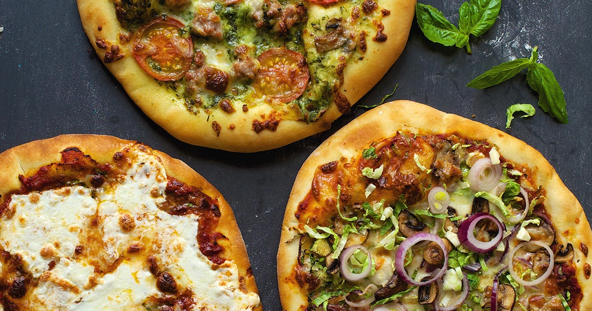 The Easiest Pizza You'll Ever Make Recipe