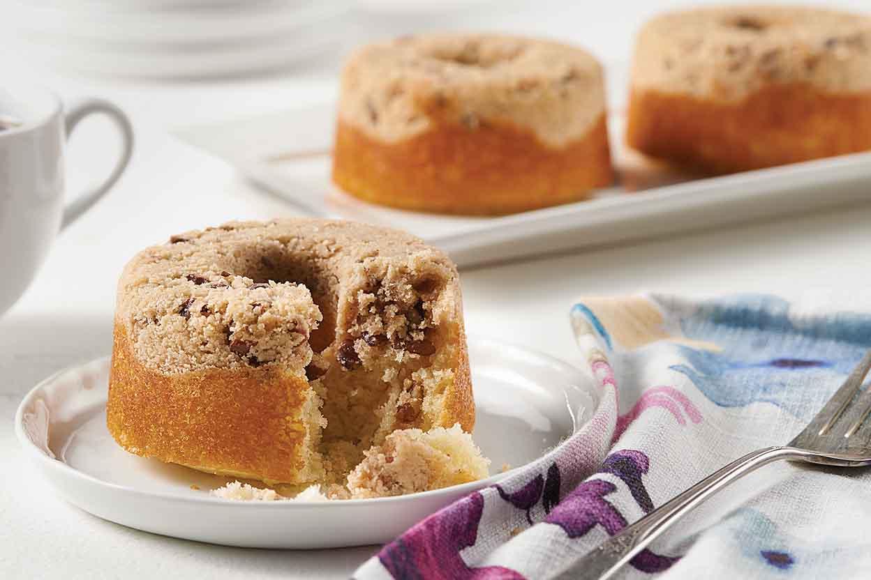 Easy Coffee Cake Recipe King Arthur: Self Rising Flour Coffee Cake