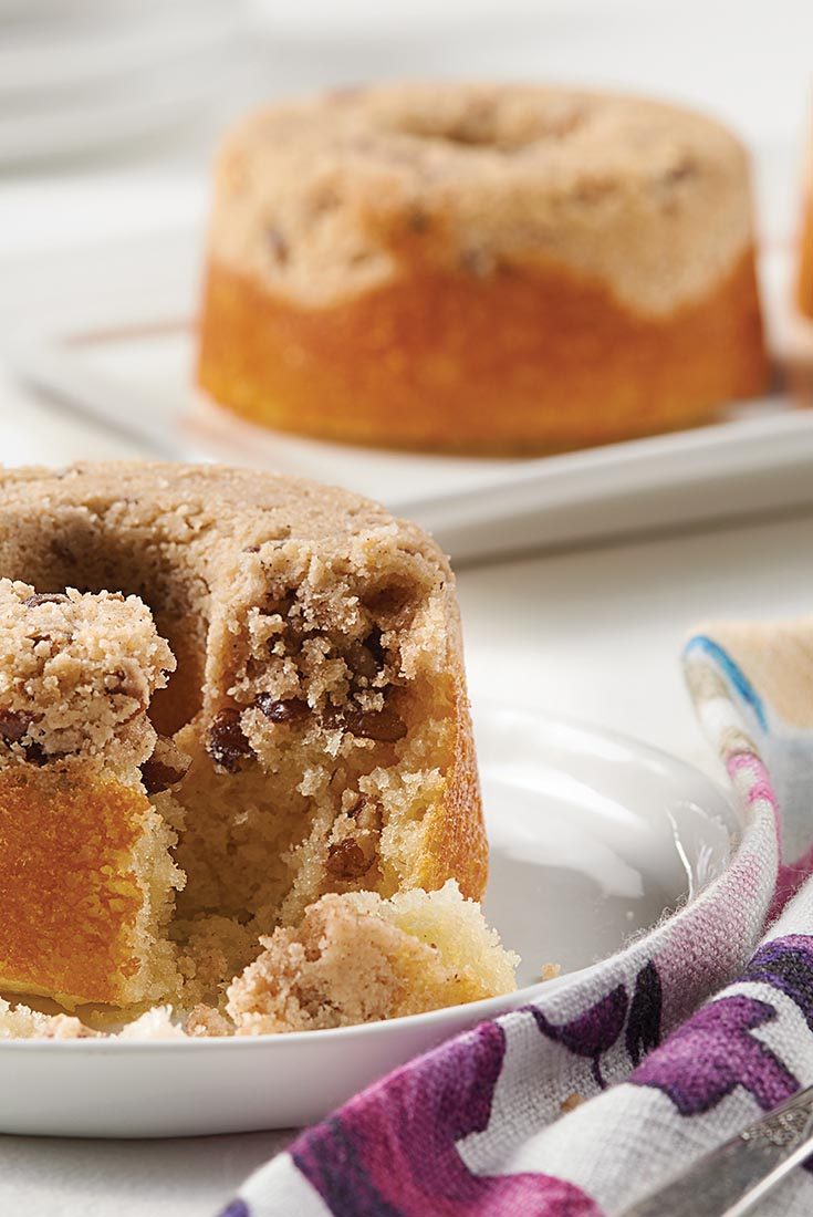 Self-Rising Crumb Coffeecake Recipe