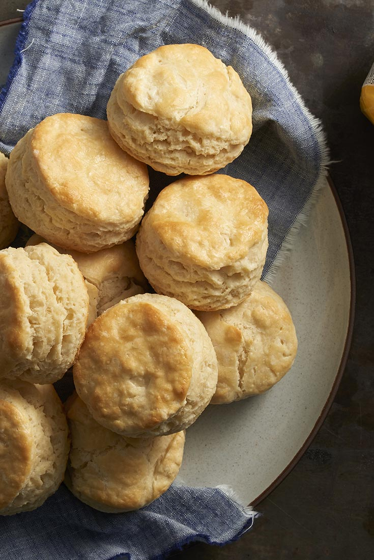 Easy Self-Rising Biscuits Recipe