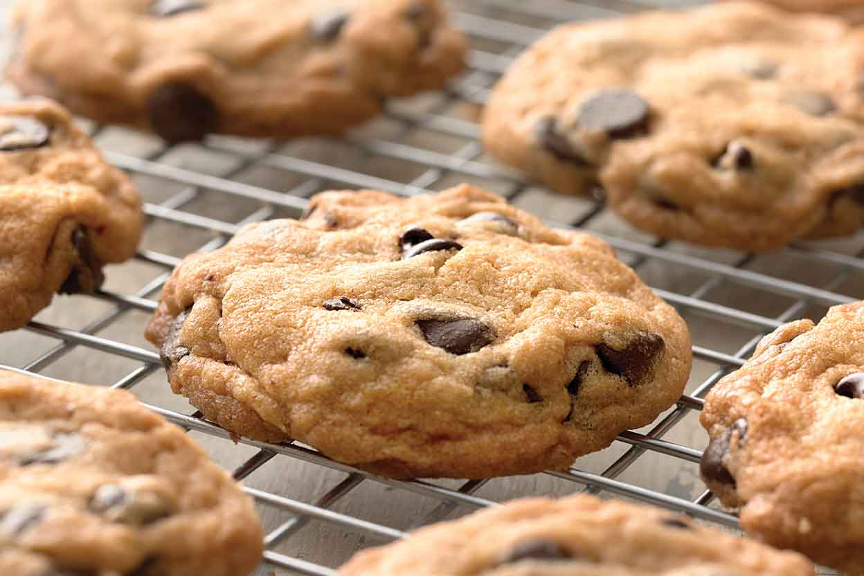 Flour chocolate chip cookie recipe