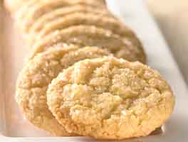 Self-Rising Crunchy Sugar Cookies