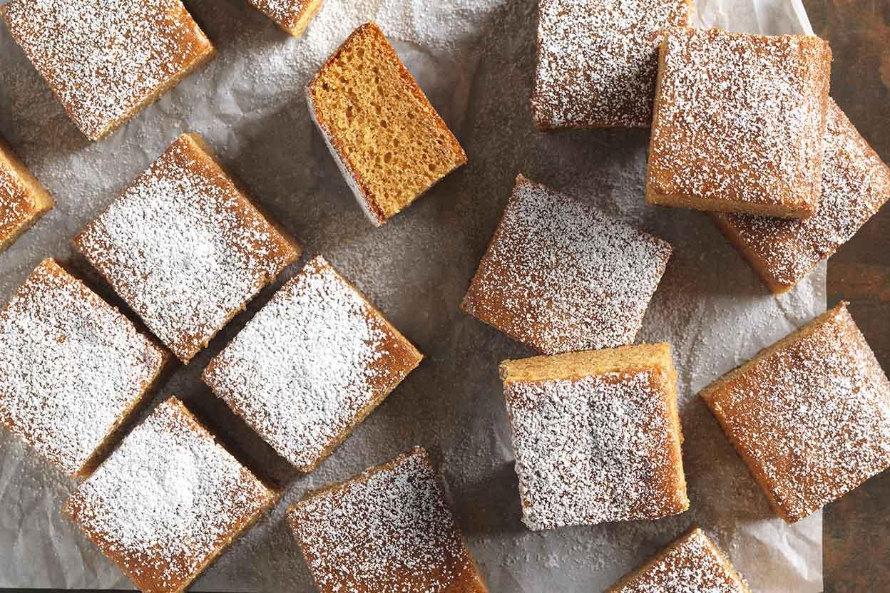 Gluten free gingerbread recipe king arthur flour