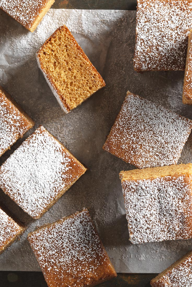 Gluten-Free Gingerbread   Recipe