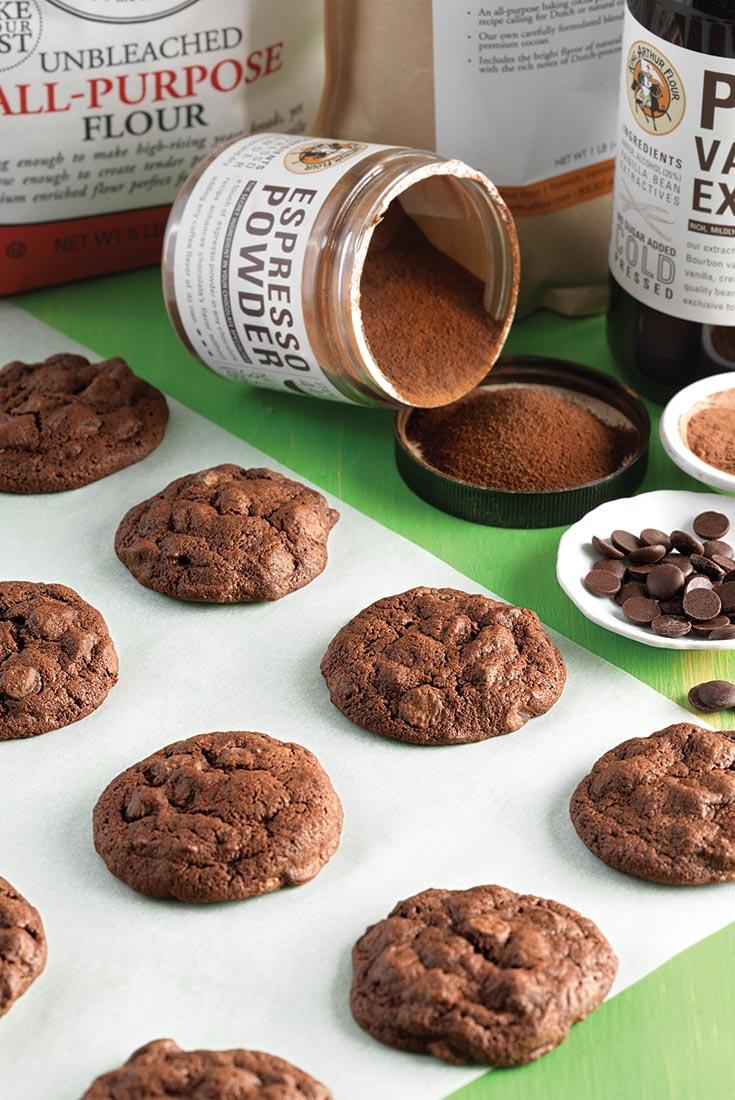 Chocolate Drop Cookies Recipe
