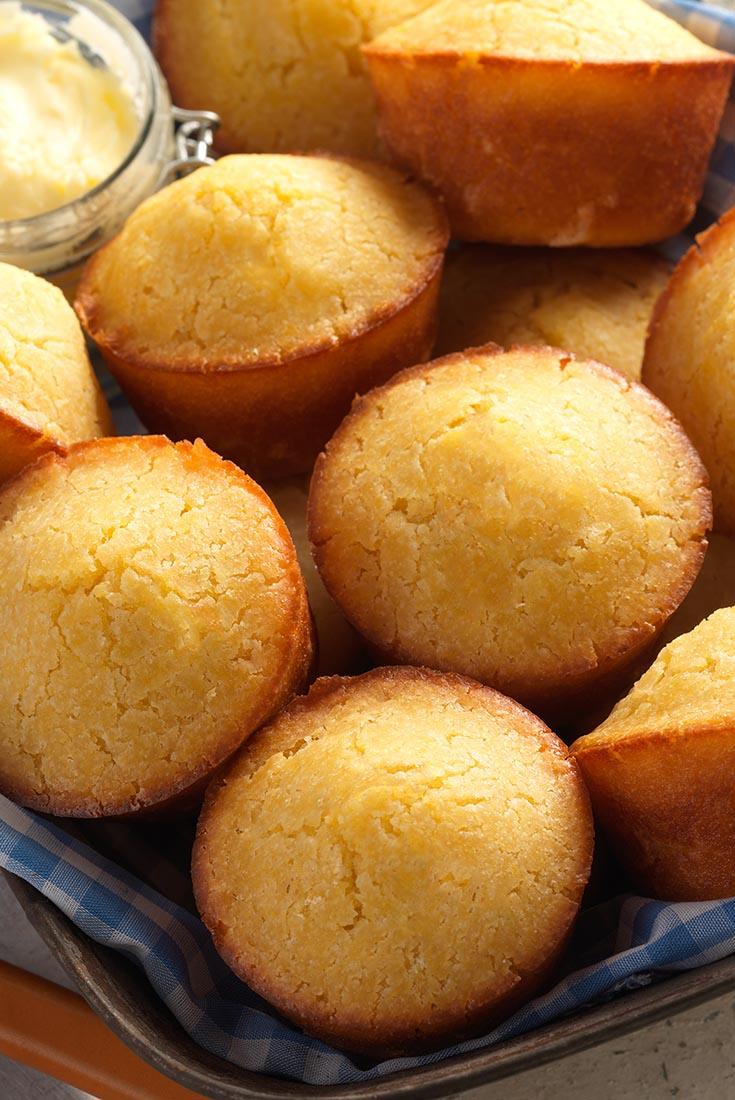 Gluten-Free Corn Muffins Recipe