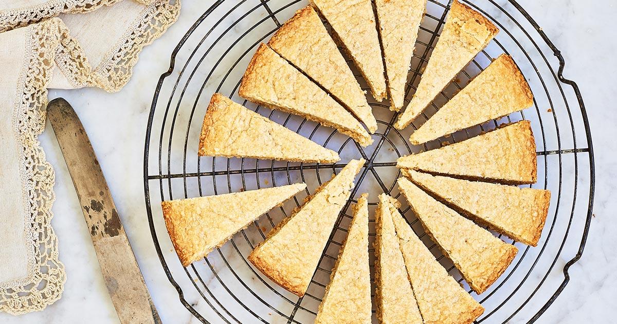 Classic Scottish Shortbread Recipe | King Arthur Flour